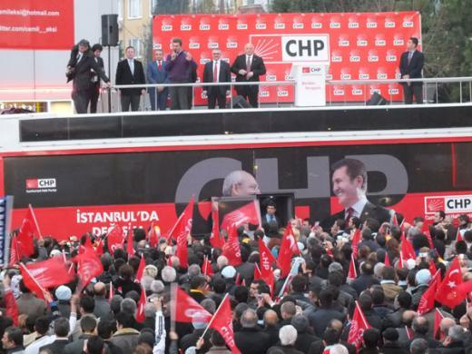 Sarıgül,CHP Tuzla SKM'nin Açılışına Katıldı