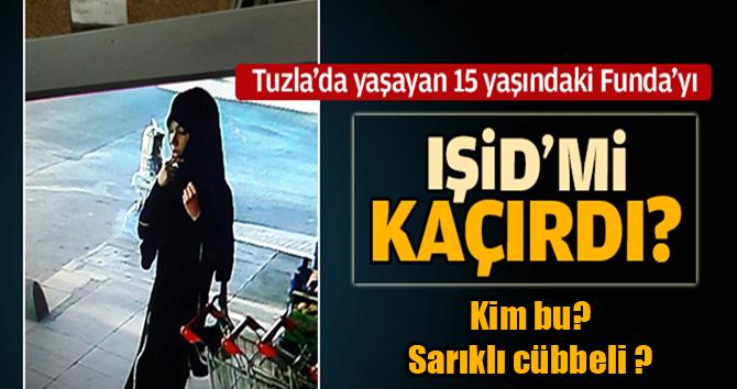 Funda Çiçek'i IŞİD' mi kaçırdı?