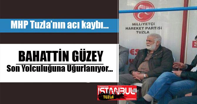 MHP Tuzla'nın acı kaybı…