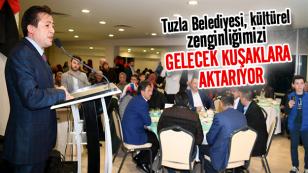 Tuzla Belediyesi, Kültürel Zenginliğimizi Gelecek Kuşaklara Aktarıyor...