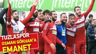 Tuzlaspor'da Osman Gökhan Dönemi Başladı...