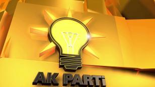 AK Parti'de değişim başlıyor...