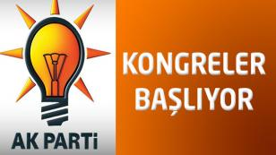 AK Parti'de Kongre Süreci 4 Temmuz'da Başlıyor...