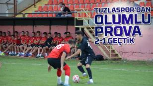 Tuzlaspor Hazırlık Maçında Gölcükspor'u 2-1'le Geçti.