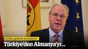 Türkiye'den Almanya'yı kızdıracak hamle!