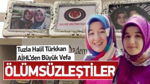 Tuzla Halil Türkkan AİHL'den Büyük Vefa...