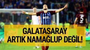 Trabzonspor 2 - Galatasaray 1