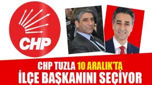 CHP Tuzla İlçe Başkanını Seçiyor…