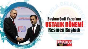 Başkan Erdoğan, Dr. Şadi Yazıcı dedi...