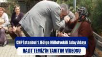 Milletvekili Aday Adayı Halit Temiz Tanıtım Videosu