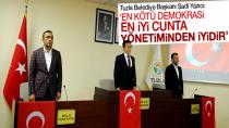 Şadi Yazıcı:En kötü demokrasi en iyi cunta yönetiminden iyidir...