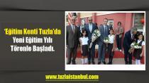 'Eğitim Kenti Tuzla'da Yeni Eğitim Yılı Başladı.