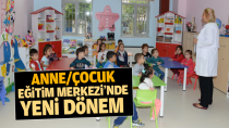 Anne Çocuk Eğitim Merkezi'nde Yeni Dönem Başladı.