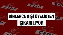CHP'de flaş karar! Binlerce kişi üyelikten çıkarılıyor