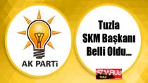 AK Parti Tuzla'da Referandum Seçiminde SKM Başkanı Belli Oldu...