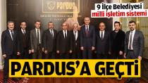 9 İlçe Belediyesi milli işletim sistemi Pardus'a geçti...