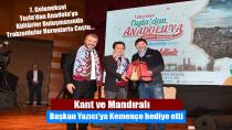 7. Geleneksel Tuzla'dan Anadolu'ya Kültürler Buluşmasında Trabzonlular Horonlarla Coştu…