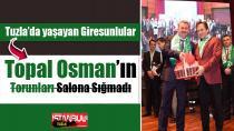 Topal Osman'ın Torunları Salona Sığmadı...