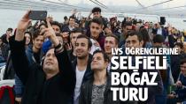 Tuzla Belediyesi, LYS Adaylarına Boğaz Turu...
