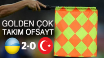 Milliler Hüsrana uğrattı, Maç Sonucu 2- 0...