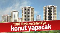 TOKİ Başkanı:Tuzla ve Silivri'ye Konut Yapacağız