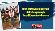 Tuzla Belediyesi Bilgi Evlerinden Güfte Yarışması