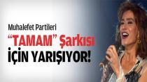 Muhalefet Partileri Yıldız Tilbe'nin