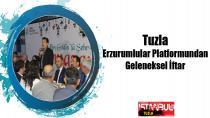 Tuzla Erzurumlular Platformundan Geleneksel İftar
