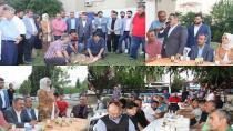 AK Parti Tuzla'dan şükür kurbanı...