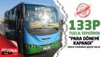 Bölgesel Otobüslerde Para dönemi bitti. İstanbulkart Dönemi başladı...