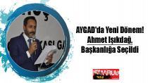 AYGAD'da Yeni Dönem! Ahmet Işıkdağ, Başkanlığa Seçildi.