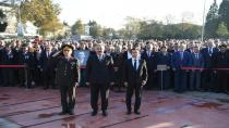Atatürk Vefatının 81'inci Yılında Tuzla'da törenle anıldı.