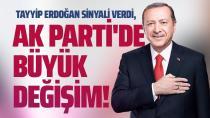 Erdoğan: AK Parti'yi başarısızlığa uğratan herkesin istifa ettirileceğini açıkladı...