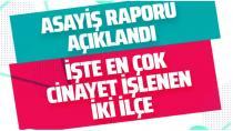 Emniyet açıkladı. İstanbul'da en çok cinayet işlenen iki ilçe...