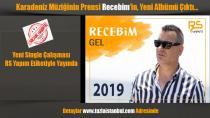 Karadeniz Müziğinin Prensi Recebim'in, Yeni Albümü 'GEL' Çıktı…