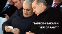 Binali Yıldırım, Erdoğan'ın teklifini kabul etmedi