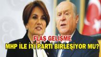 MHP ile İYİ Parti Birleşiyor mu?
