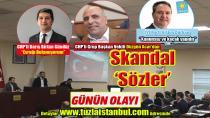 Tuzla Belediyesi CHP'li Grup Başkan Vekili Düzgün Acar'dan Skandal sözler…