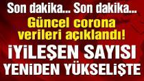 Sağlık Bakanlığı, Türkiye'deki son corona vakaları ve ölümleri açıkladı. (25 Mayıs 2020)