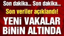 Sağlık Bakanı Fahrettin Koca, Türkiye'de koronavirüsten hayatını kaybedenlerin sayısını açıkladı. (30 Mayıs 2020)