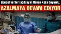 Türkiye'de koronavirüsten ölenlerin sayısı 4 bin 540'a yükseldi, toplam vaka 163 bin 942 oldu. (31 Mayıs 2020)