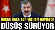 Türkiye'de koronavirüs nedeniyle hayatını kaybedenlerin sayısı 4 bin 563'e yükseldi. (1 Haziran 2020)