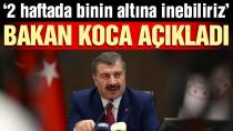 Sağlık Bakanı Koca, güncel vefat ve vaka sayısını açıkladı! (27 Haziran 2020)