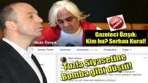 Gazeteci Baki Özışık'tan bomba gibi paylaşım! Kim bu? Serhan Kural?