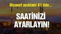 Kurban Bayramı namaz saati: İstanbul, Ankara ve İzmir'de bayram namazı saat kaçta?