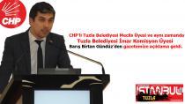 CHP'li Barış Birtan Gündüz'den açıklama geldi!