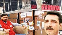 Kızılay'da depo vurgunu! 100'den fazla TIR yardım malzemesi...