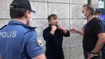 ''Teşkilatın numarasını verin'' deyip polisleri tehdit eden kuryeye, mahkemeden zorla getirme kararı...