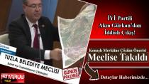 İYİ Partili Akın Gürkan'dan İddialı çıkış! Konaşlı Mevkiine Çözüm Önerisi Meclisten Döndü!