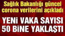 Türkiye'de koronavirüsten 211 kişi daha hayatını kaybetti! 49 bin 584 yeni vaka var!